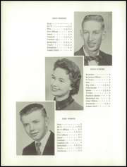 Page 12, 1959 Edition, Burns High School - Hornet Yearbook (Burns, KS) online yearbook collection