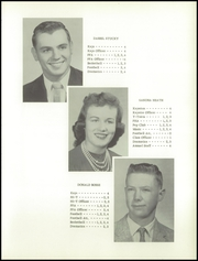 Page 13, 1959 Edition, Burns High School - Hornet Yearbook (Burns, KS) online yearbook collection
