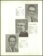 Page 14, 1959 Edition, Burns High School - Hornet Yearbook (Burns, KS) online yearbook collection