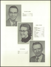 Page 15, 1959 Edition, Burns High School - Hornet Yearbook (Burns, KS) online yearbook collection