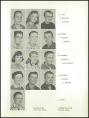 Page 17, 1959 Edition, Burns High School - Hornet Yearbook (Burns, KS) online yearbook collection