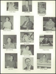Page 9, 1959 Edition, Burns High School - Hornet Yearbook (Burns, KS) online yearbook collection