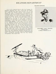 Page 13, 1965 Edition, Beatty (DD 756) - Naval Cruise Book online yearbook collection