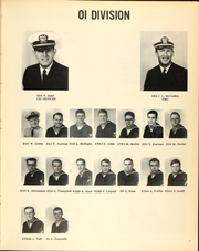 Page 11, 1966 Edition, Beatty (DD 756) - Naval Cruise Book online yearbook collection