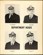 Page 9, 1966 Edition, Beatty (DD 756) - Naval Cruise Book online yearbook collection