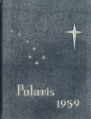1959 Edition, United States Air Force Academy - Polaris Yearbook (Colorado Springs, CO)