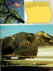 Page 11, 1987 Edition, United States Air Force Academy - Polaris Yearbook (Colorado Springs, CO) online yearbook collection