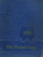 1955 Edition, Edna High School - Pirates Log Yearbook (Edna, KS)