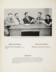 Page 6, 1957 Edition, Princeton High School - Yearbook (Princeton, KS) online yearbook collection