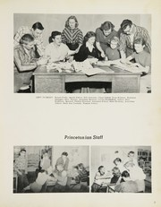 Page 7, 1957 Edition, Princeton High School - Yearbook (Princeton, KS) online yearbook collection