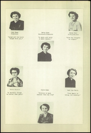 Page 15, 1951 Edition, Selden Rural High School - Wildcat Yearbook (Selden, KS) online yearbook collection