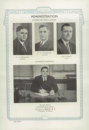 Page 12, 1936 Edition, Mineral Rural High School - Crusader Yearbook (West Mineral, KS) online yearbook collection