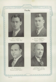 Page 14, 1936 Edition, Mineral Rural High School - Crusader Yearbook (West Mineral, KS) online yearbook collection