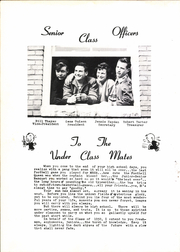 Page 10, 1950 Edition, Mineral Rural High School - Crusader Yearbook (West Mineral, KS) online yearbook collection