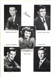 Page 12, 1950 Edition, Mineral Rural High School - Crusader Yearbook (West Mineral, KS) online yearbook collection