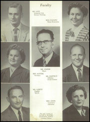Page 10, 1955 Edition, Mineral Rural High School - Crusader Yearbook (West Mineral, KS) online yearbook collection
