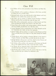 Page 14, 1955 Edition, Mineral Rural High School - Crusader Yearbook (West Mineral, KS) online yearbook collection