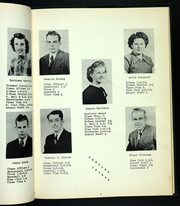 Page 11, 1949 Edition, Wilsey Rural High School - Wildcat Yearbook (Wilsey, KS) online yearbook collection