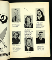 Page 9, 1949 Edition, Wilsey Rural High School - Wildcat Yearbook (Wilsey, KS) online yearbook collection