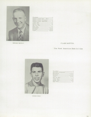 Page 15, 1957 Edition, Benedict High School - Bulldog Yearbook (Benedict, KS) online yearbook collection