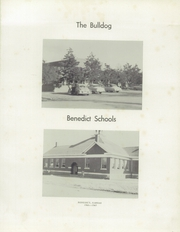 Page 5, 1957 Edition, Benedict High School - Bulldog Yearbook (Benedict, KS) online yearbook collection