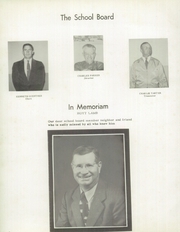 Page 6, 1957 Edition, Benedict High School - Bulldog Yearbook (Benedict, KS) online yearbook collection