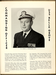 Page 6, 1964 Edition, Belle Grove (LSD 2) - Naval Cruise Book online yearbook collection