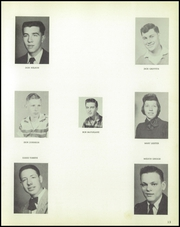 Kipp High School - Oriole Yearbook (Kipp, KS) online yearbook collection, 1958 Edition, Page 17