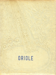 Kipp High School - Oriole Yearbook (Kipp, KS) online yearbook collection, 1959 Edition, Page 1