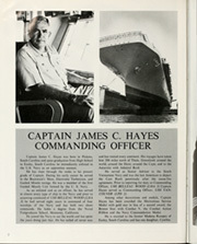 Page 6, 1981 Edition, Belleau Wood (LHA 3) - Naval Cruise Book online yearbook collection