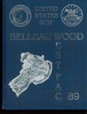 Page 1, 1989 Edition, Belleau Wood (LHA 3) - Naval Cruise Book online yearbook collection