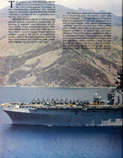 Page 12, 1989 Edition, Belleau Wood (LHA 3) - Naval Cruise Book online yearbook collection