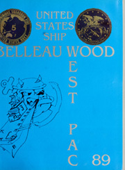 Page 5, 1989 Edition, Belleau Wood (LHA 3) - Naval Cruise Book online yearbook collection