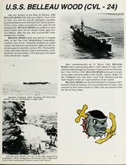 Page 9, 1989 Edition, Belleau Wood (LHA 3) - Naval Cruise Book online yearbook collection