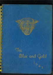 Page 1, 1943 Edition, Weir High School - Blue and Gold Yearbook (Weir, KS) online yearbook collection