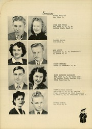 Page 12, 1943 Edition, Weir High School - Blue and Gold Yearbook (Weir, KS) online yearbook collection