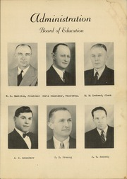 Page 5, 1943 Edition, Weir High School - Blue and Gold Yearbook (Weir, KS) online yearbook collection