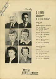 Page 6, 1943 Edition, Weir High School - Blue and Gold Yearbook (Weir, KS) online yearbook collection