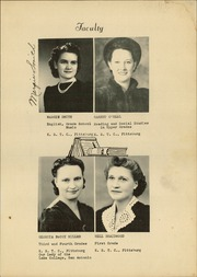 Page 7, 1943 Edition, Weir High School - Blue and Gold Yearbook (Weir, KS) online yearbook collection