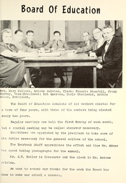 Page 11, 1953 Edition, Weir High School - Blue and Gold Yearbook (Weir, KS) online yearbook collection