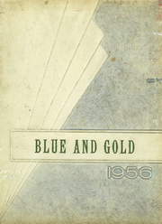 1956 Edition, Weir High School - Blue and Gold Yearbook (Weir, KS)