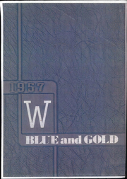 1957 Edition, Weir High School - Blue and Gold Yearbook (Weir, KS)