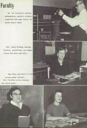Page 13, 1958 Edition, Weir High School - Blue and Gold Yearbook (Weir, KS) online yearbook collection