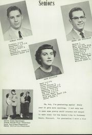 Page 16, 1958 Edition, Weir High School - Blue and Gold Yearbook (Weir, KS) online yearbook collection