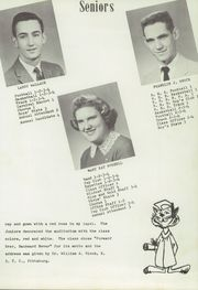 Page 17, 1958 Edition, Weir High School - Blue and Gold Yearbook (Weir, KS) online yearbook collection