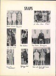 Page 12, 1952 Edition, Lamont High School - Yearbook (Lamont, KS) online yearbook collection