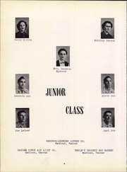 Page 14, 1952 Edition, Lamont High School - Yearbook (Lamont, KS) online yearbook collection
