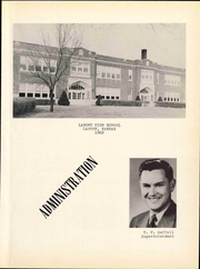Page 9, 1952 Edition, Lamont High School - Yearbook (Lamont, KS) online yearbook collection