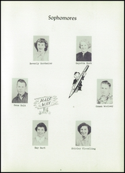 Page 13, 1952 Edition, Randall Rural High School - Panther Yearbook (Randall, KS) online yearbook collection