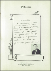 Page 5, 1952 Edition, Randall Rural High School - Panther Yearbook (Randall, KS) online yearbook collection